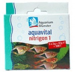Культура бактериальная aquarium munster aquavital nitrigon1   5х2г на 500л anons ZonaZoo.ru